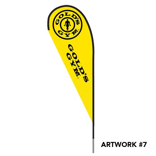 Golds-gym-logo-feather-flag-outdoor-7