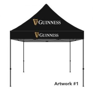 Guiness-beer-custom-logo-tent-canopy