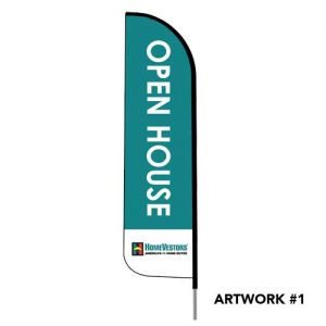 Homevestors-realty-open-house-logo-feather-flag-1