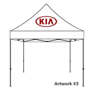 KIA_Auto_dealer_custom_logo_tent_canopy_3