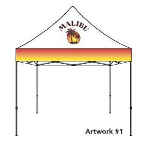 Malibu-rum-custom-logo-tent-canopy