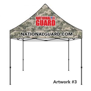 National_guard_army_custom_logo_tent_canopy_camo_3