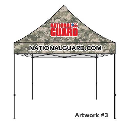 National_guard_army_custom_logo_tent_canopy_camo_3