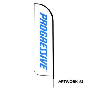 Progressive-insurance-agent-logo-feather-flag-white