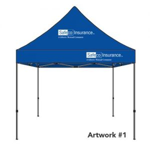SafeCo_insurance_agent_logo_tent_canopy_blue_1