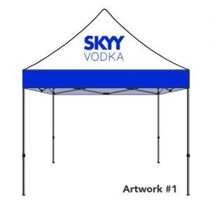Skyy-vodka-custom-logo-tent-canopy