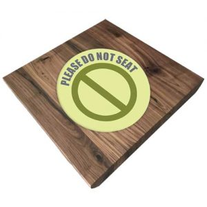 Social-distance-do-not-seat-table-sign-placard-green