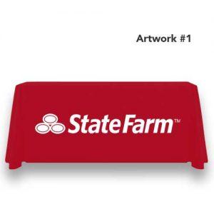 StateFarm_insurance_table_throw_cover_print_banner_red