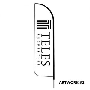Teles-properties-logo-feather-flag-2