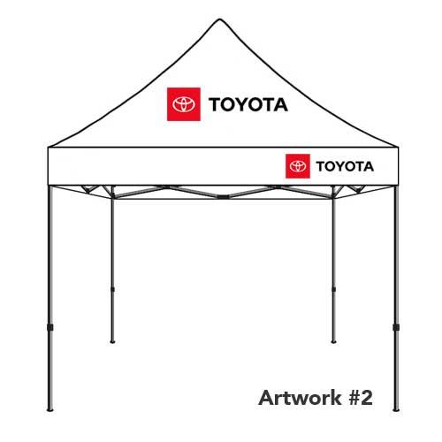 Toyota_Auto_dealer_custom_logo_tent_canopy_2