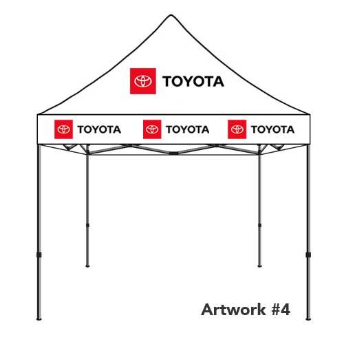 Toyota_Auto_dealer_custom_logo_tent_canopy_4
