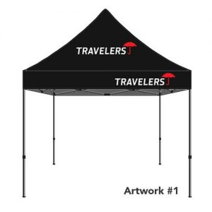 Travelers_insurance_agent_logo_tent_canopy_black_1
