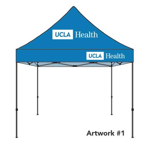 UCLA_Health_custom_logo_tent_canopy_1