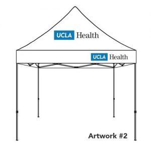 UCLA_Health_custom_logo_tent_canopy_2