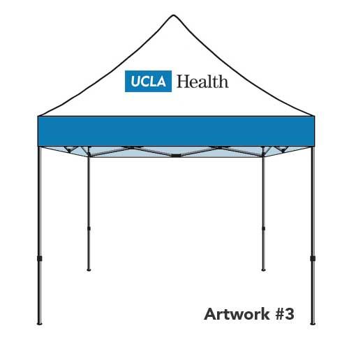 UCLA_Health_custom_logo_tent_canopy_3