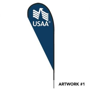 USAA-insurance-agent-logo-teardrop-flag-navy