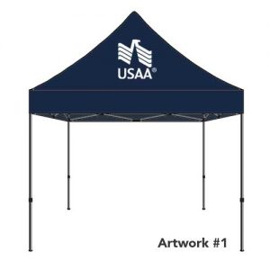 USAA_insurance_agent_logo_tent_canopy_navy_1