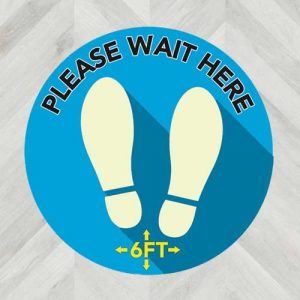 social-distancing-wait-here-floor-sticker-blue