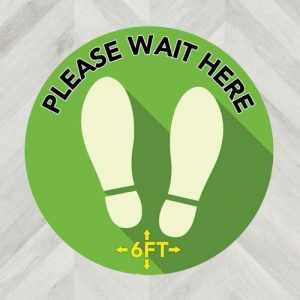 social-distancing-wait-here-floor-sticker-green