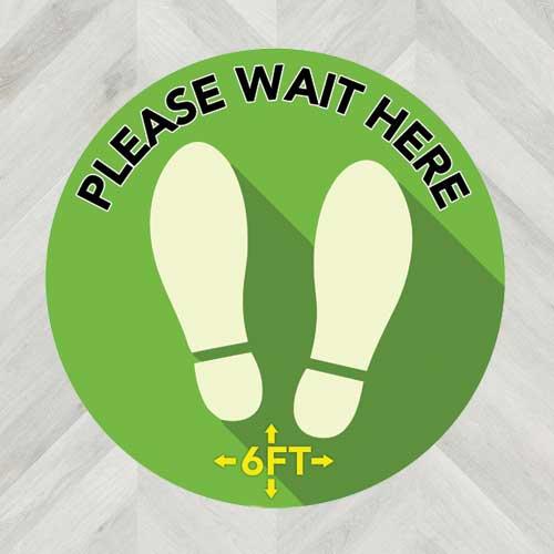 social-distancing-wait-here-floor-sticker-green