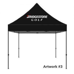 bridgestone-golf-logo-print-tent-canopy-black