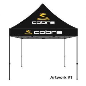 cobra-golf-logo-print-tent-canopy