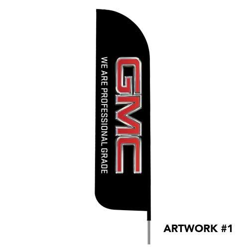 gmc-truck-auto-dealer-logo-feather-flag-blk