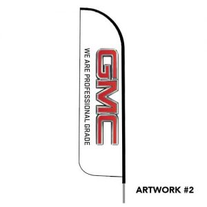 gmc-truck-auto-dealer-logo-feather-flag-wht