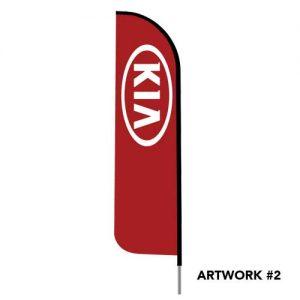 kia-auto-dealer-logo-feather-flag-red-2