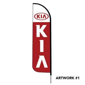 kia-auto-dealer-logo-feather-flag-red
