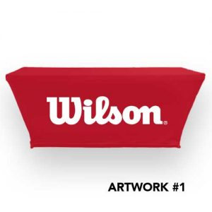 wilson-table-throw-cover-stretch-fitted-red