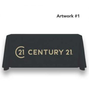 c21-century-21-realty-table-throw-cover-logo-print