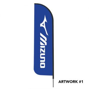 mizuno-logo-outdoor-feather-flag
