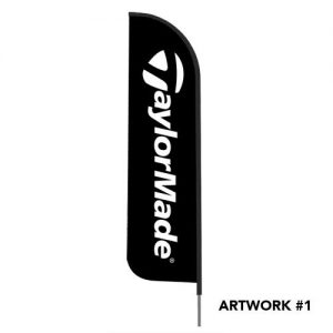 taylormade-golf-logo-outdoor-feather-flag