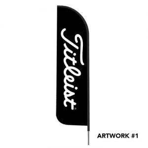 titleist-golf-logo-outdoor-feather-flag