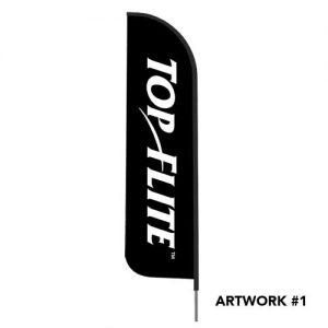 topflite-golf-logo-outdoor-feather-flag