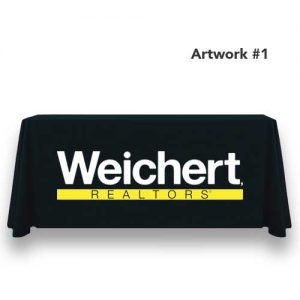 weichert-realtors-table-throw-cover-logo-print