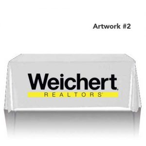 weichert-realtors-table-throw-cover-logo-print-white