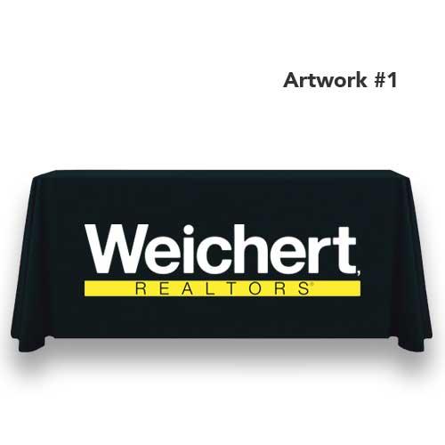 weichert-realtors-table-throw-cover-logo-print