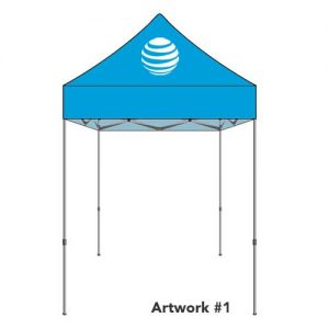 att-globe-wireless-5x5-logo-printed-tent-canopy-blue
