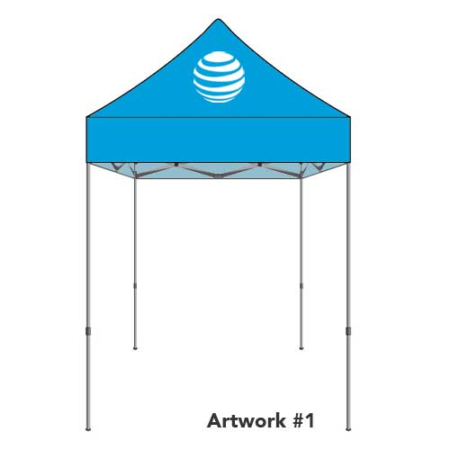 att-globe-wireless-5x5-logo-printed-tent-canopy-blue