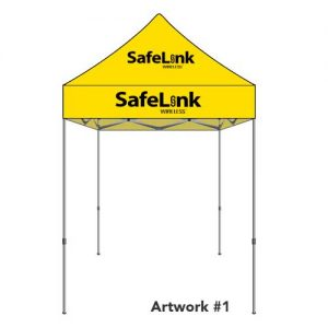 safelink-safeline-wireless-5x5-logo-printed-tent-canopy