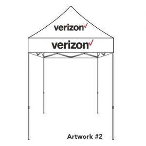 verizon-wireless-5x5-logo-printed-tent-canopy-white