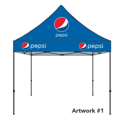 pepsi-pepsico-logo-print-tent-canopy-blue