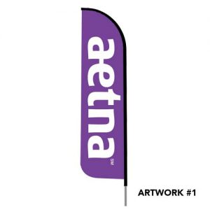 aetna-health-insurance-logo-feather-flag-banner