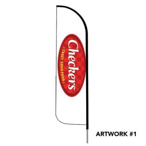 checkers-rallys-restaurant-logo-feather-flag-banner