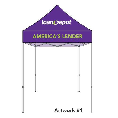 loandepot-ld-5x5-logo-printed-tent-canopy-purple