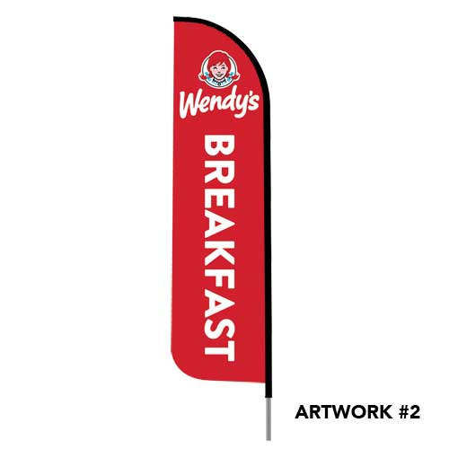 wendys-breakfast-restaurant-logo-feather-flag-banner